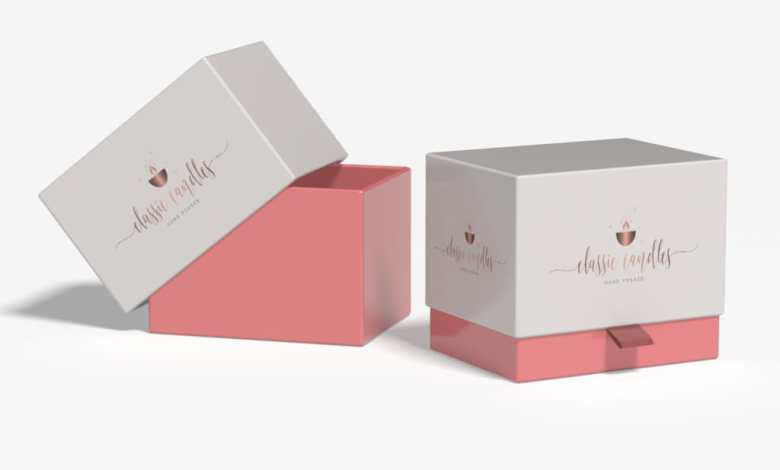 candle packaging