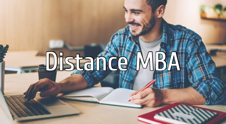 Distance MBA & Their Career Options