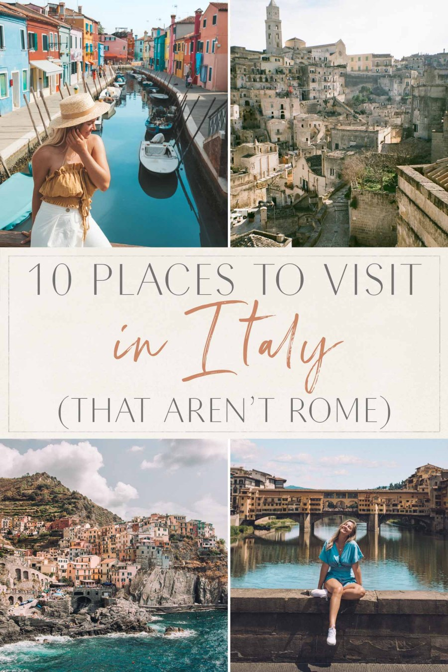 10 places italy