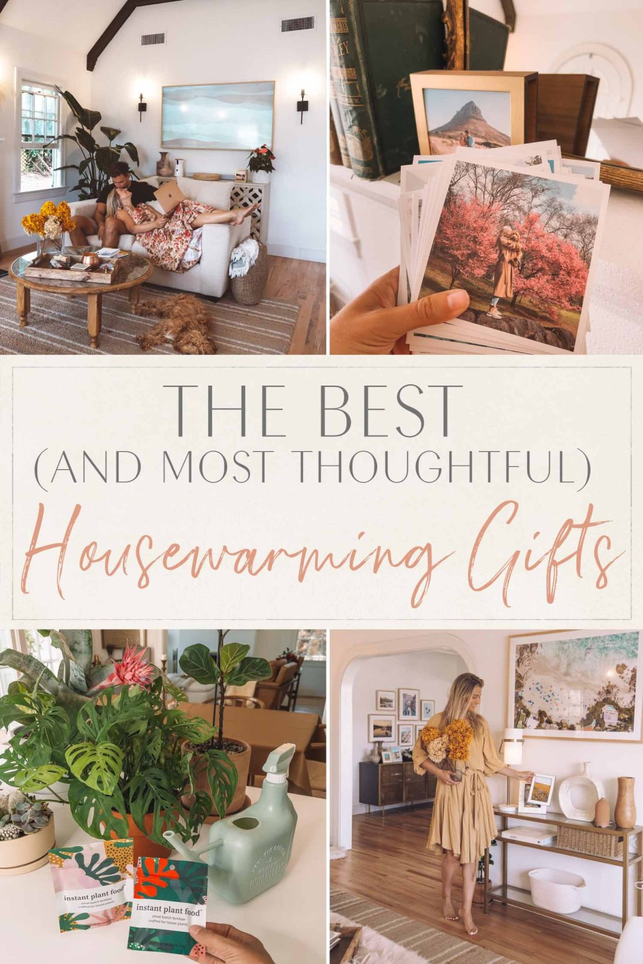 Best Most Thoughtful Housewarming Gifts