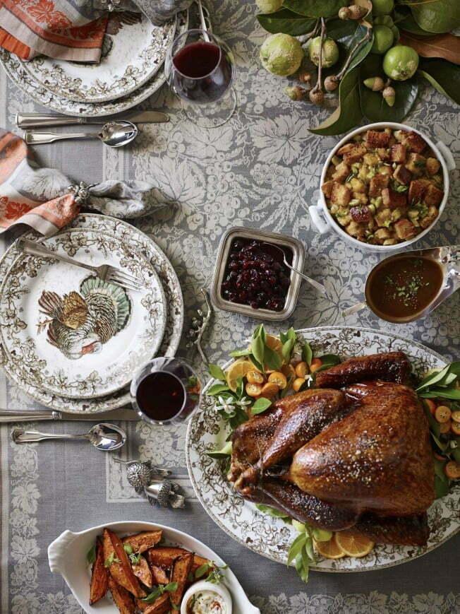 Expert Thanksgiving Guide via Williams Sonoma