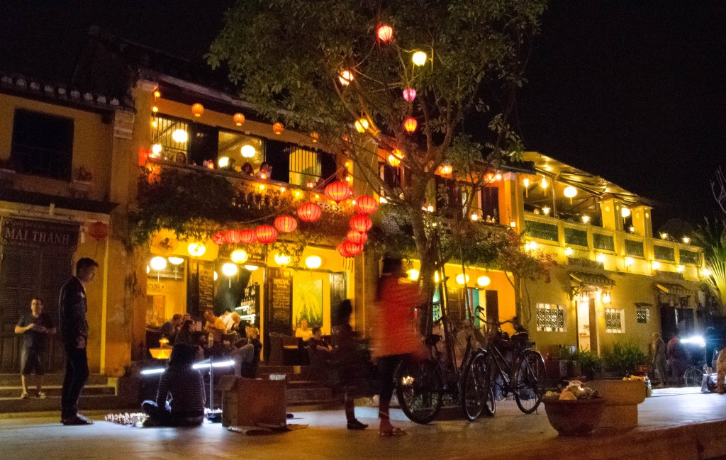 Hoi An is lovely at any time