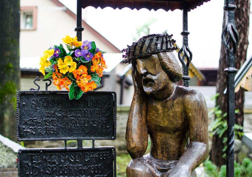 Cemetery on Peksowy Brzyzk