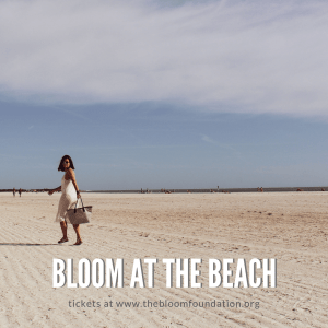 bloom at the beach