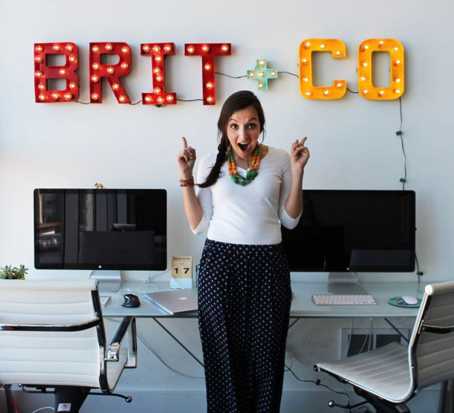 What in the Living Fuck Is Up With Brit+Co