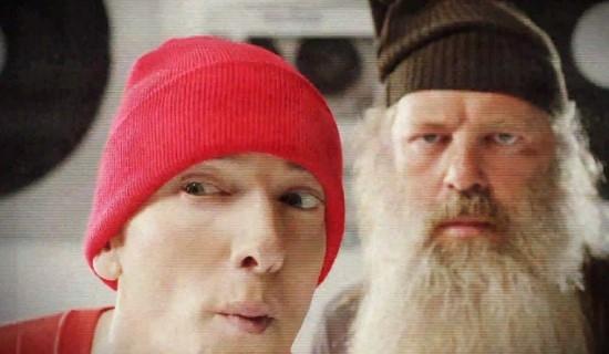 Why did Eminem Go Berzerk