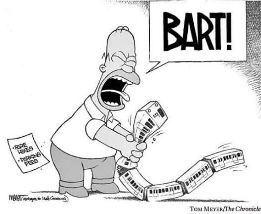 The Tech Community Freaks Out Over BART Strike, hypocrites!