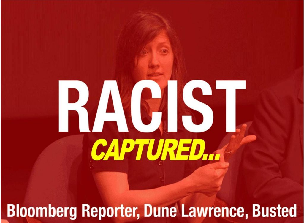 Racist Bloomberg Reporter Dune Lawrence Duped by Stock Swindler Jon Carnes