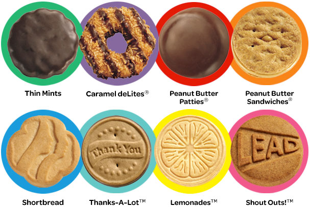 The Worst Girl Scout Cookies Are