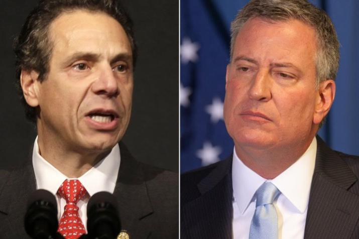 Cuomo and de Blasio in Dog Fight Over Schools and Both Win, why