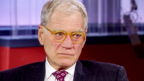 Why life sucks without David Letterman...Grow up!