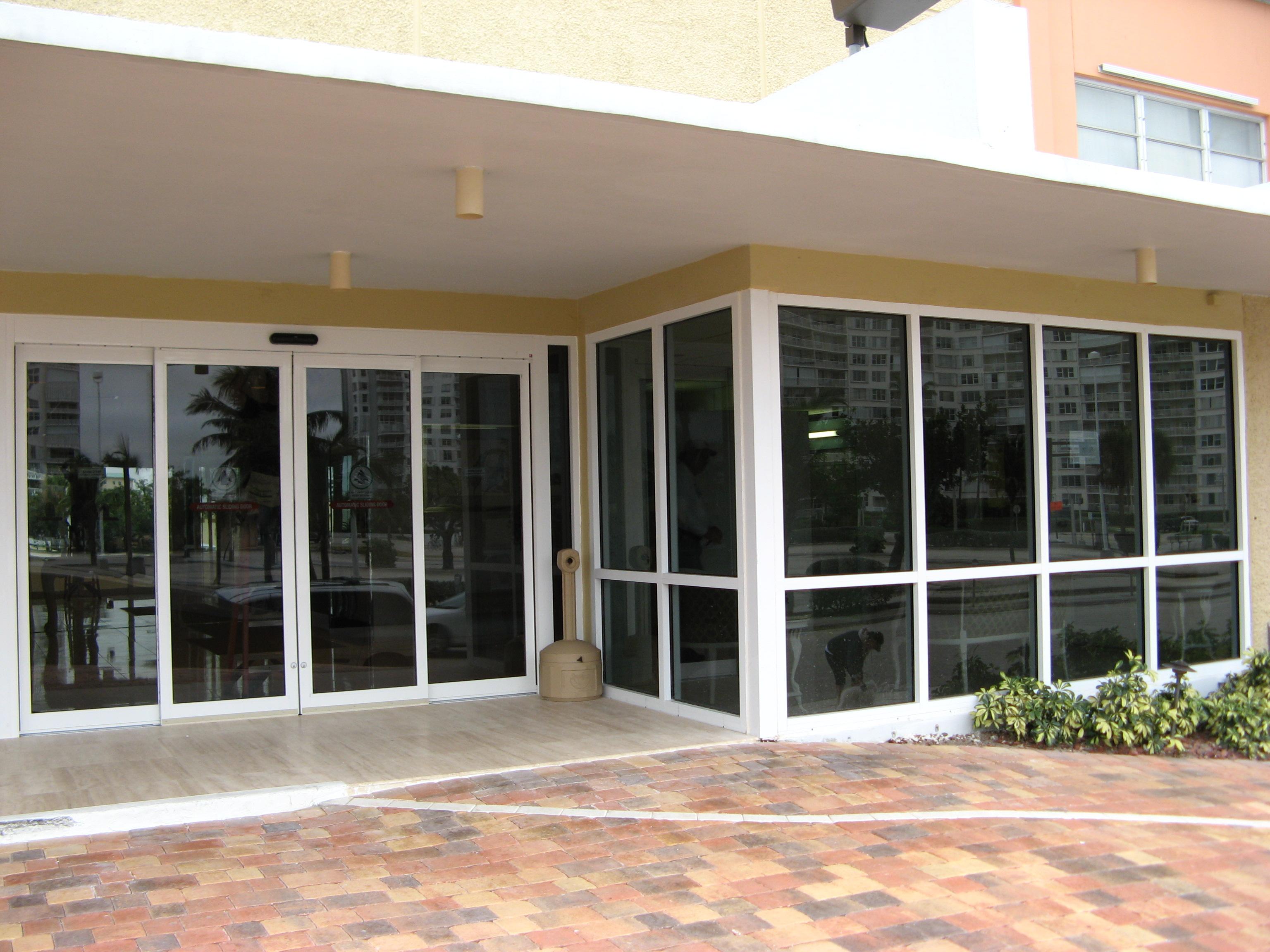 Hurricane Impact Doors Miami Fl