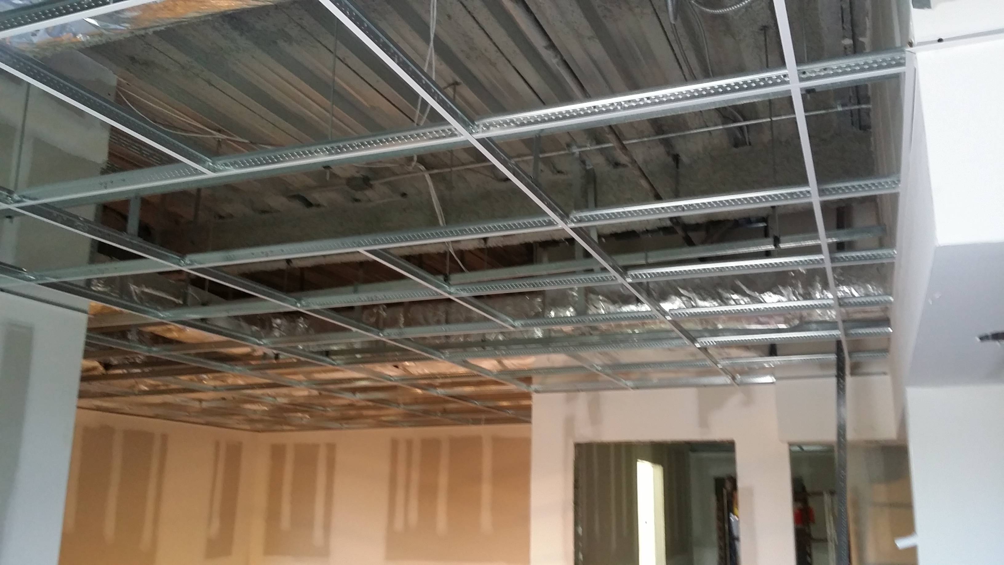 Seismic Installations And Armstrong Ceiling Systems Www