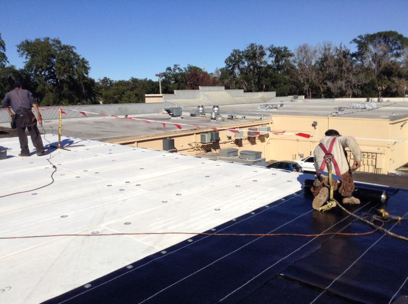 Image Result For Commercial Roofing Contractors Memphis Tn