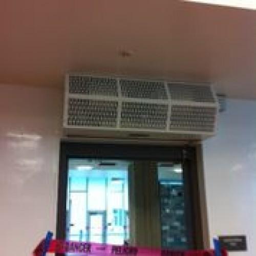 lacosta energy efficiency doors inc berner air curtain 48 inch star series image proview