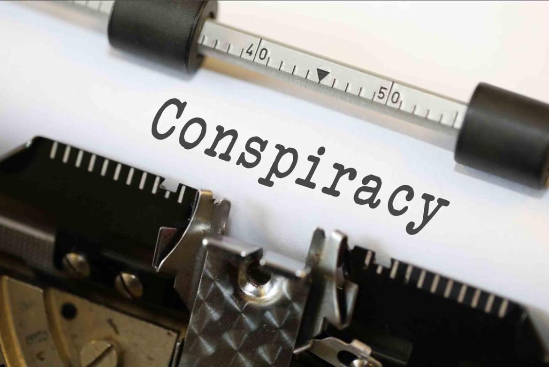 Conspiracy - Typewriter image