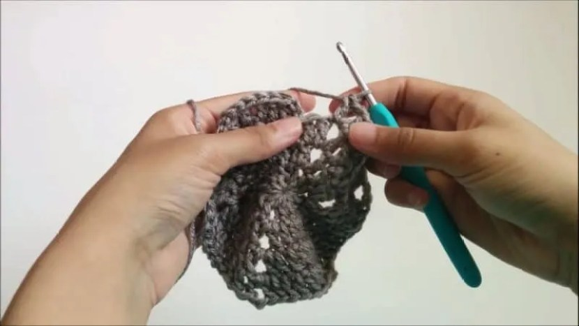 crochet hexagons 7