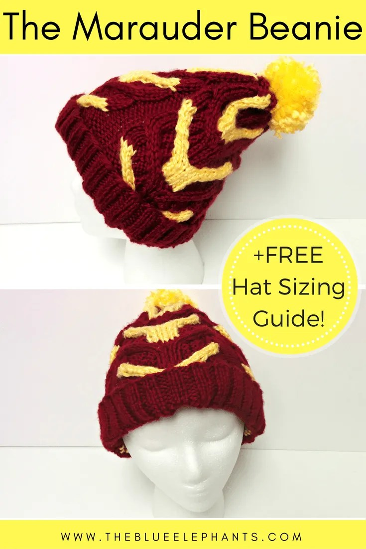 The Marauder, Harry Potter Beanie