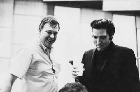 Image result for elvis and billy strange