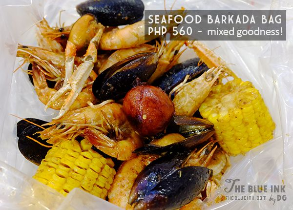 Enjoying The Finest Seafood At Choobi Choobi Bacolod