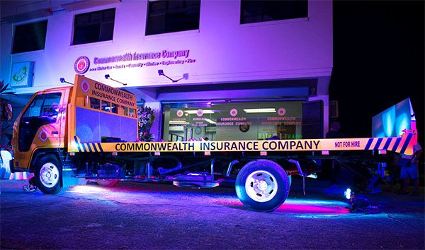 Commonwealth Insurance Company's Tow Truck Roadside Assistance