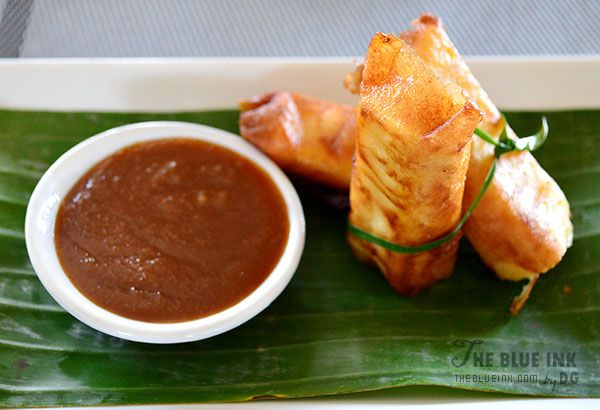Turon De Leche - Delicious Native Dishes at L'Fisher Chalet Restaurant