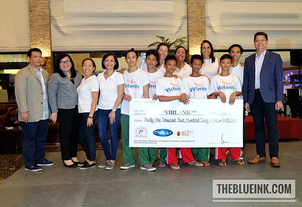 L'Fisher Hotel Bacolod Turns Over Donation To Virlanie Foundation