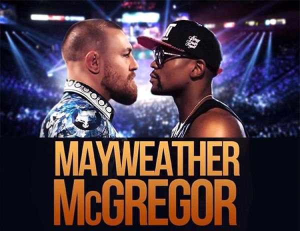 Mayweather Vs McGregor Fight To Air On Sky Sports PPV