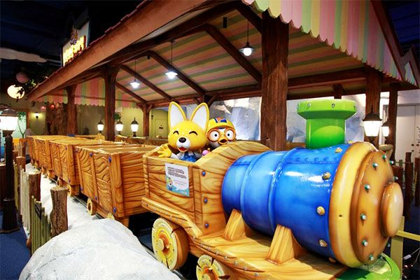 Pororo Park, Singapore: A Holiday Like No Other
