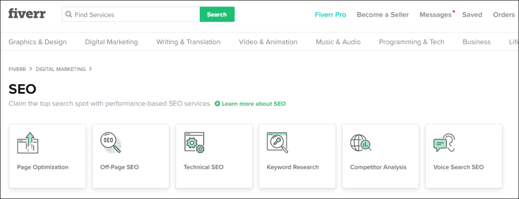 Off-Page SEO Checklist 2021: 35 Off Page Techniques in SEO--- Avoid Fiverr as its a waste of time and money