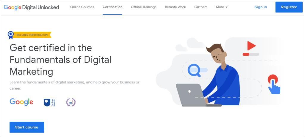 Google Digital Unlocked 1