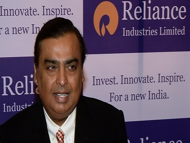 Mukesh Ambani- Reliance industries Top 10 richest man in the world