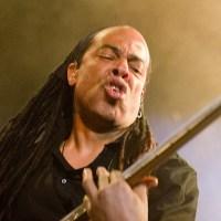 Kleurrijk Living Colour in snoeihard en gedreven performance: Black is Back!