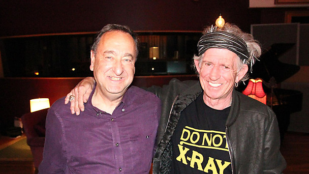 ['We just thought more people should hear the blues' - Keith Richards & Mick Gold]