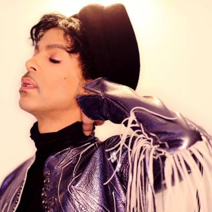 Prince - fringe jacket