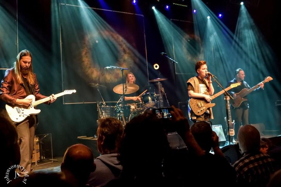 Leif de Leeuw Band ex Johan Sonneveld