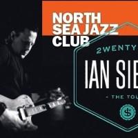 VERWACHT: Ian Siegal & Band - 2wenty5ive anniversary tour @ North Sea Jazz club