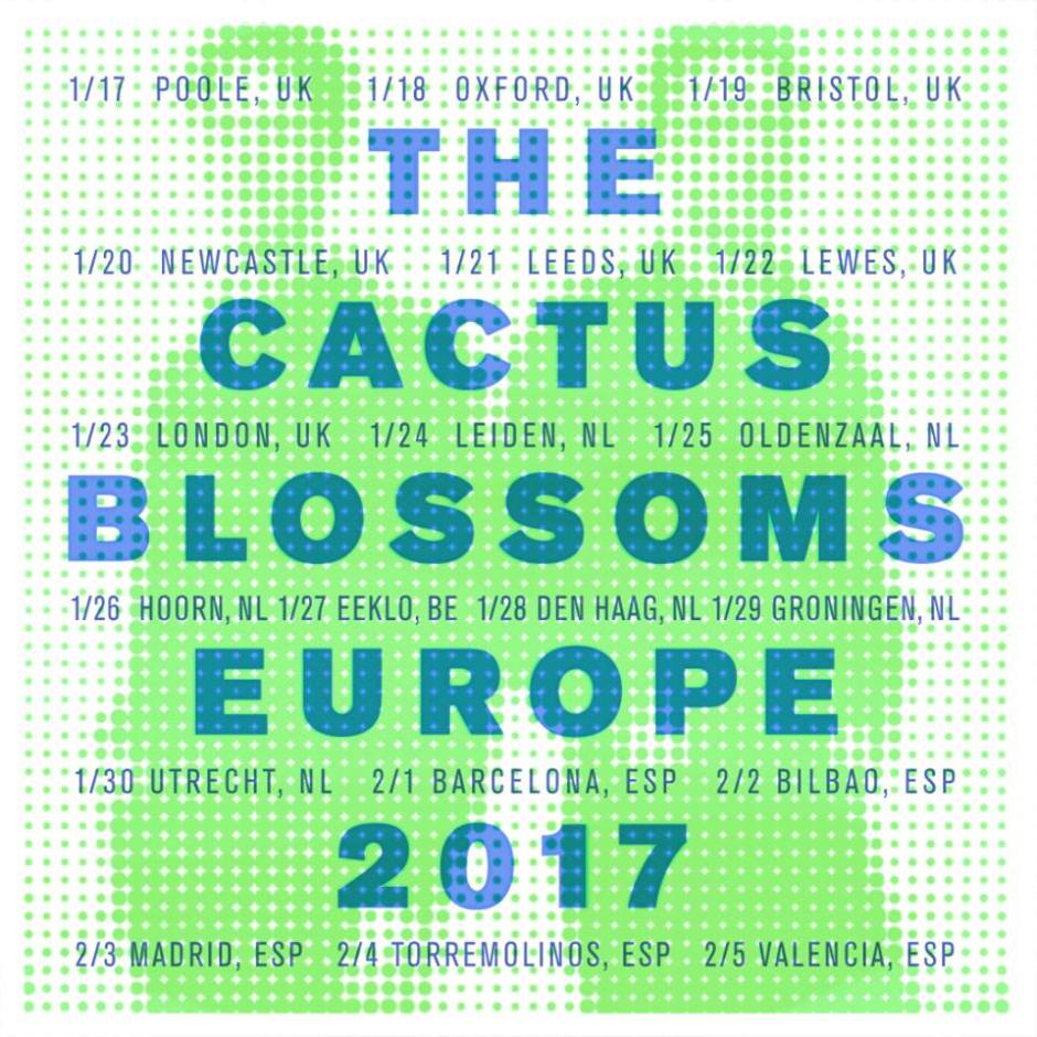 The Cactus Blossoms gigslist