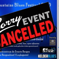 AFGELAST!!! Black Mountains Blues Festival