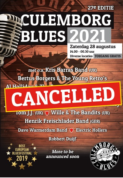 2021 A5 poster Cancelled