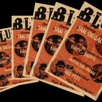 VOORAANKONDIGING !!!! Ian Siegal presents B.L.U.E.S @ Duycker - Hoofddorp