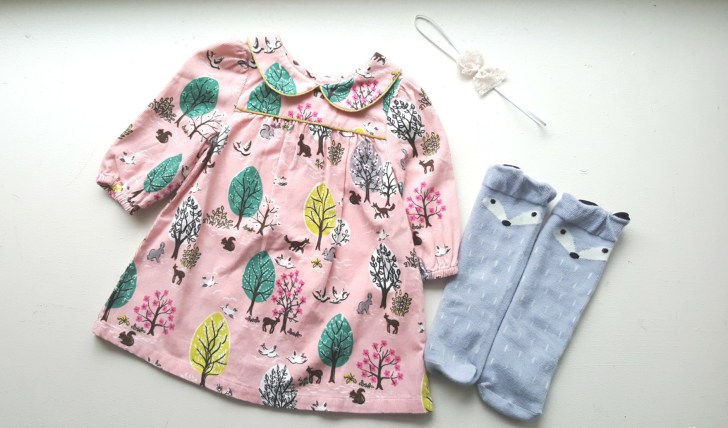 Baby OOTD – Quirky Look