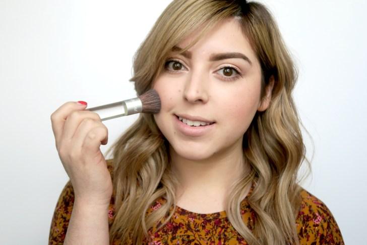 Spring Inspired Fresh Makeup Look!