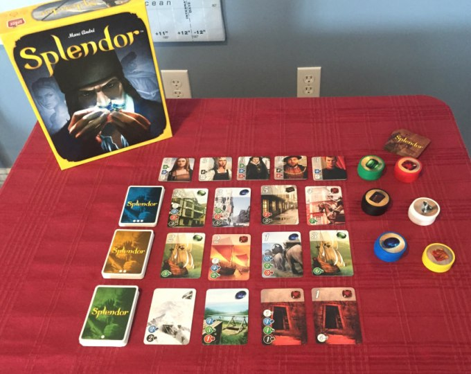 Splendor card game review   The Board Game Family Splendor card game