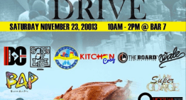 Community Activist Tony Lewis Jr says DC or Nothing with Thanksgiving Turkey Drive [PHOTOS]