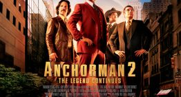 Anchorman 2 Release Date Changed; Moved Up 2 Days!