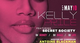Kelly Price's Pre-Mother's Day Concert & After Party