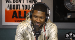 Usher Talks 20-Year Career, Chris Brown Dance-Off, August Alsina's Health on Hot 97 [VIDEO]
