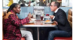 Wale & Jerry Seinfeld cover 'Complex' issues