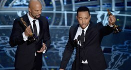 "Another Oscar for Hip-Hop; Common & John Legend's ""Glory"" Wins [VIDEO]"